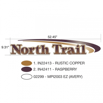 2009 HEARTLAND NORTH TRAIL LARGE NAME