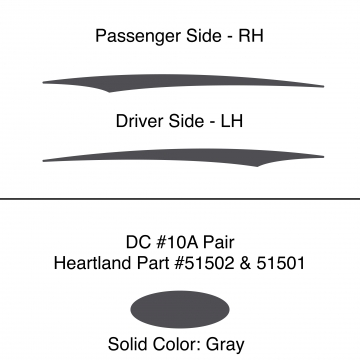 Heartland 2010 Caliber - DC10A Pair (17N)