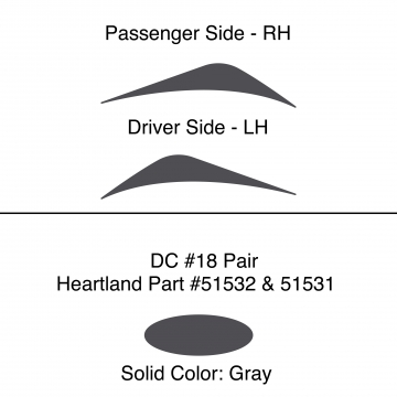 Heartland 2010 Caliber - DC18 Pair (17N)