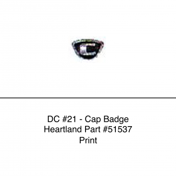 Heartland 2010 Caliber - DC21 Single (17S)