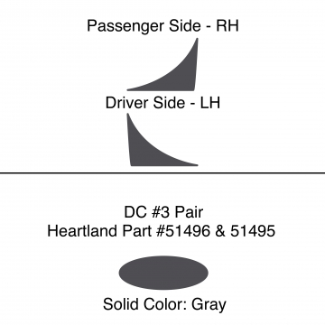 Heartland 2010 Caliber - DC3 Pair (17N)