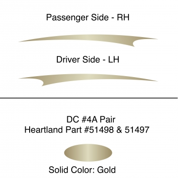 Heartland 2010 Caliber - DC4 Pair (17N)