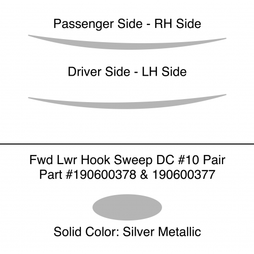 2014 Shadow Cruiser DC10 Pair (79S)