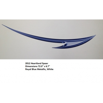 Heartland 2012 Spear (Left & Right)