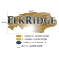 HEARTLAND ELK RIDGE 2009 LARGE NAME