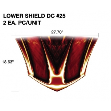 Forest River 2012 XLR Lower Shield