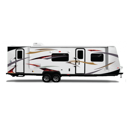 01-2016 Travel Trailer Graphics Package 203A