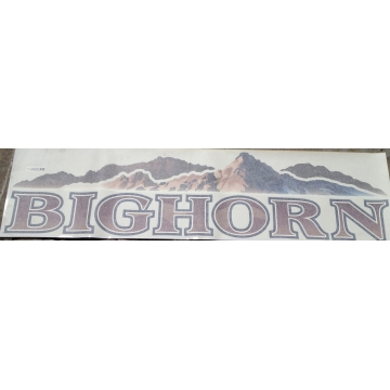 2006 Heartland Big Horn Front Name/Mountain