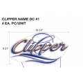 VIKING CLIPPER 2011 CLIPPER NAME