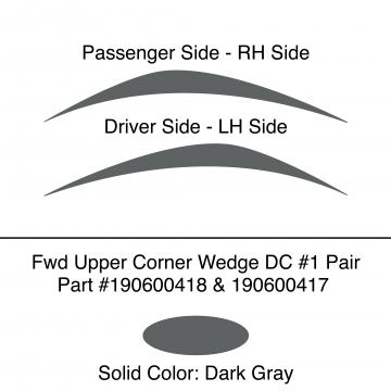 2014 Cruiser Radiance  DC1 Pair (66S)
