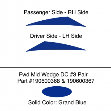 2014 Shadow Cruiser DC3 Pair (43N)