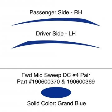 2014 Shadow Cruiser DC4 Pair (79S)