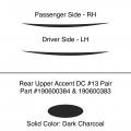 2014 Shadow Cruiser DC13 Pair (79S)