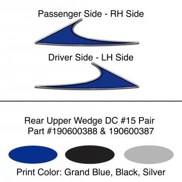 2014 Shadow Cruiser DC15 Pair (43N)