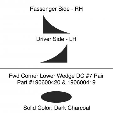 2014 Shadow Cruiser DC7 Pair (43N)